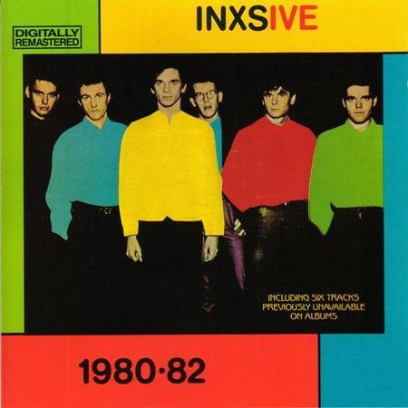 INXS - INXSive (Deluxe SPCD 1018) - Zortam Music