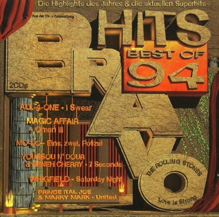 Cher - Bravo The Hits 1994 [disc 2] - Zortam Music