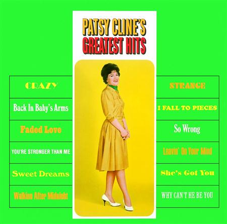Patsy Cline - 1 Greatest Hits - Zortam Music