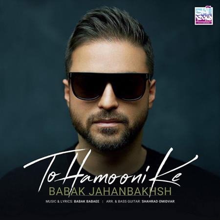 Babak Jahanbakhsh - To Hamooni Ke (www.MusicBaran.Org) - Zortam Music