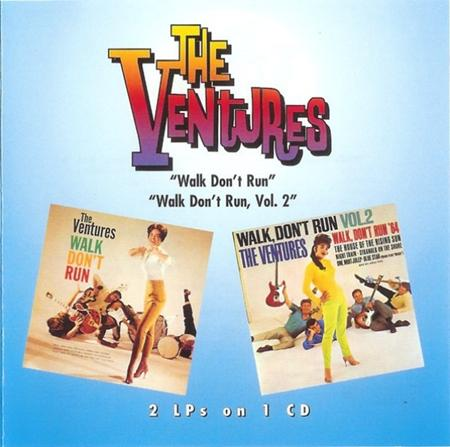The Ventures - The Ventures - Walk Don