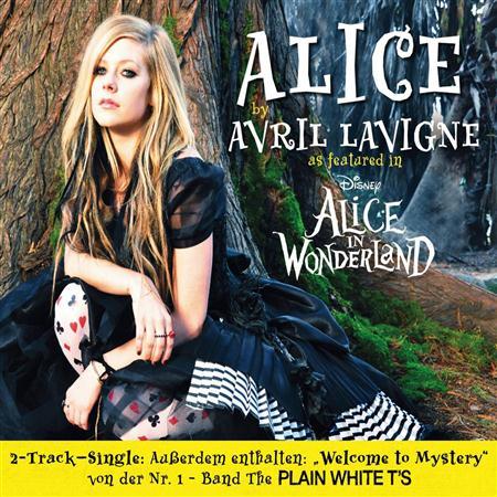 Avril Lavigne - Alice (UK) - Zortam Music