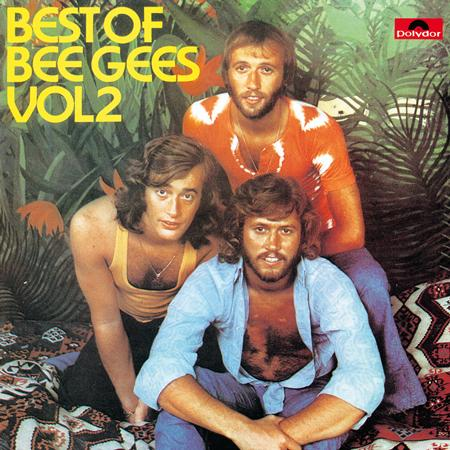 Bee Gees - The Best Of 1980-1990 Vol.04 CD1 - Zortam Music