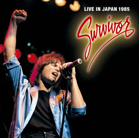 Survivor - Live In Japan 1985 - Zortam Music