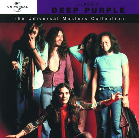 Deep Purple - The universal masters collection - Zortam Music