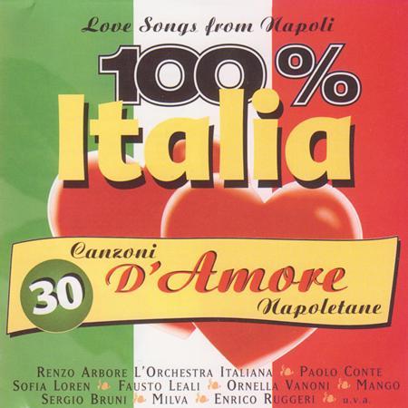 Domenico Modugno - 100 Italia. 30 Canzoni D