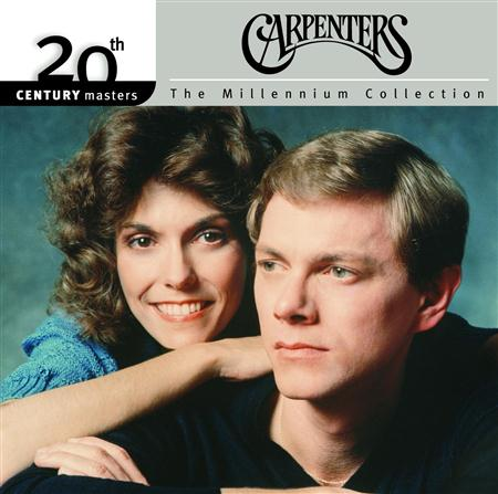 CARPENTERS - 20th Century Masters The Best Of The Carpenters, The Millennium Collection - Zortam Music