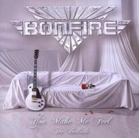 Bonfire - You Make Me Feel CD 1 - Zortam Music