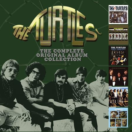 Turtles - The Complete Original Albums Collection - Zortam Music