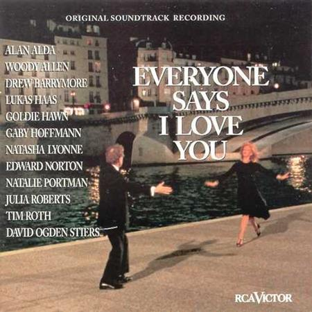 Various - Everyone Says I Love You OST - Zortam Music