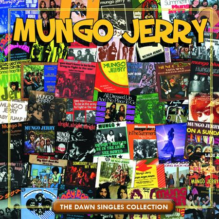 Mungo jerry - The Dawn Singles Collection [disc 1] - Zortam Music