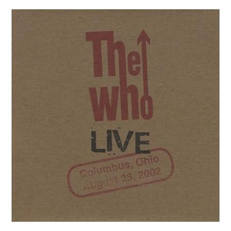 The Who - The Who Live - New York, NY July 31, 2002 [Disc 1] - Zortam Music