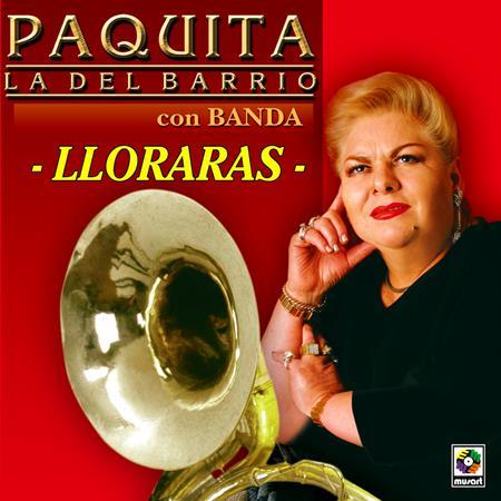 Paquita la del Barrio - Pobre Pistolita Lyrics - Zortam Music