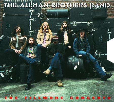 The Allman Brothers Band - The Fillmore Concerts [Live] [Disc 1] - Zortam Music