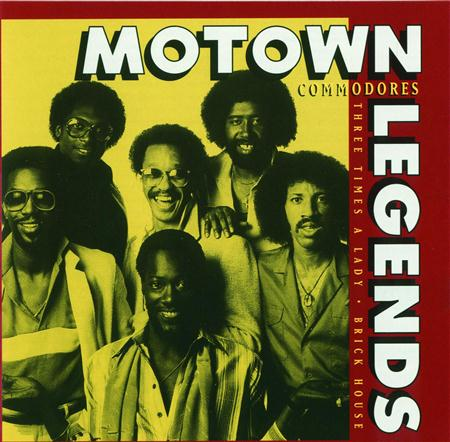Commodores - Motown Legends The Commodores - Zortam Music