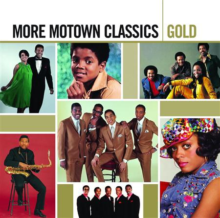 Stevie Wonder - Gold - More Motown Classics [disc 2] - Zortam Music