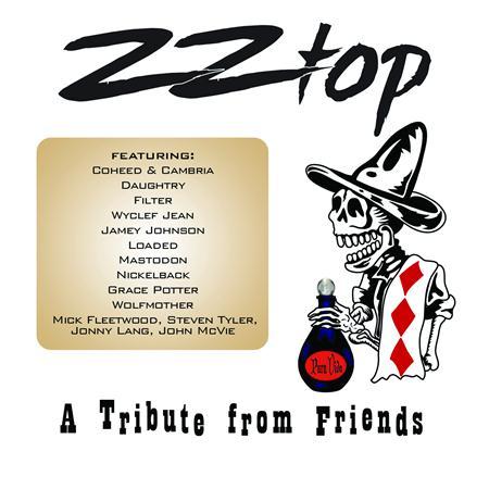 Filter - ZZ Top - A Tribute from friends - Zortam Music