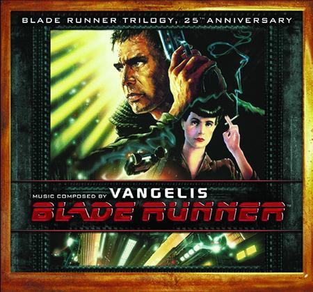 Vangelis - Blade Runner Trilogy: 25th Anniversary Disc 1 - Zortam Music