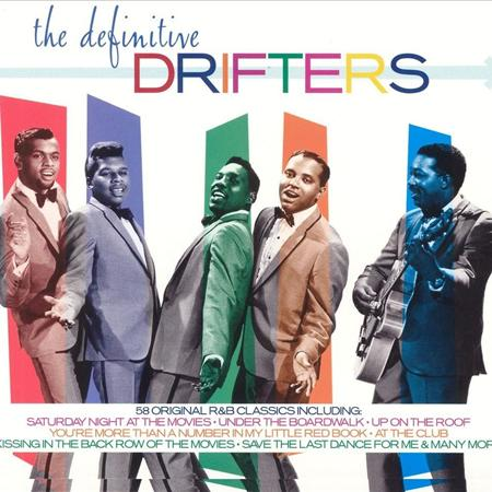 The Drifters - The Definitive Drifters [disc 2] - Zortam Music