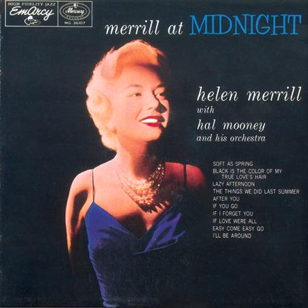 Helen Merrill - Merrill At Midnight - Zortam Music