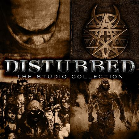 DISTURBED - Asylum [Limited Edition CD/DVD] Disc 1 - Zortam Music