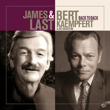 James Last - James Last & Bert Kaempfert & His Orchestra  Back To Back - Zortam Music