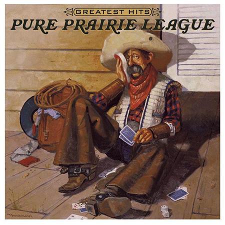 PURE PRAIRIE LEAGUE - Pure Prairie League Anthology - Zortam Music