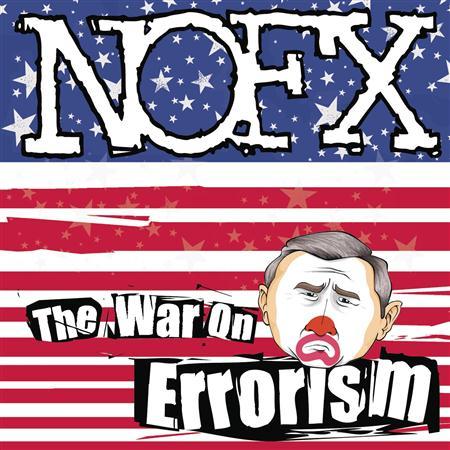 NOFX - The War On Errorism [Fat Wreck Chords, FAT657-2] - Zortam Music