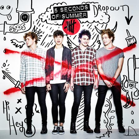 5 Seconds Of Summer - 5 Seconds Of Summer [Deluxe Ed - Zortam Music