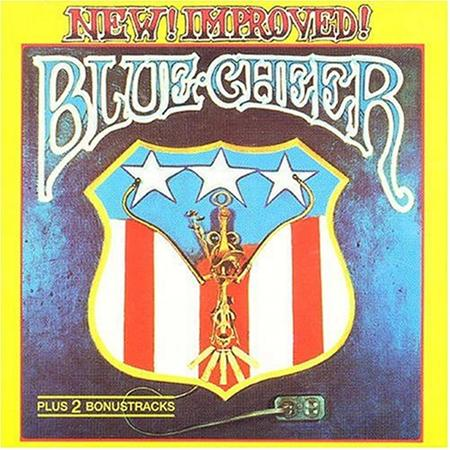Blue Cheer - New! Improved! Blue Cheer - Zortam Music