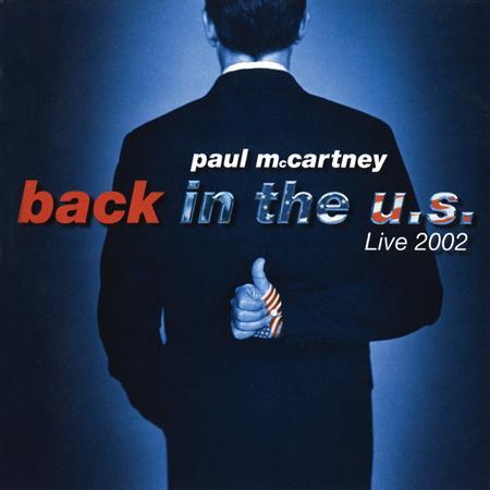 Paul McCartney - Back In The U.S. Live 2002 (C - Zortam Music