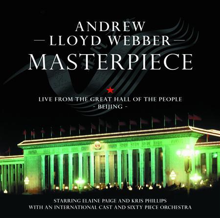 Andrew Lloyd Webber - Andrew Lloyd Webber Masterpiece - Zortam Music