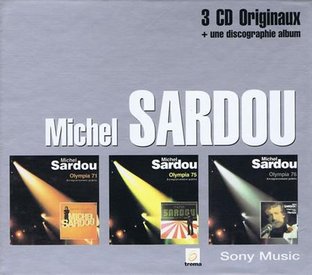 Michel Sardou - Olympia 71 - Zortam Music