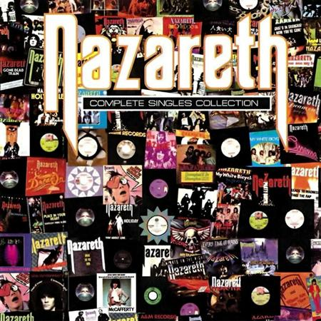 Nazareth - Complete Singles Collection [disc 1] - Zortam Music