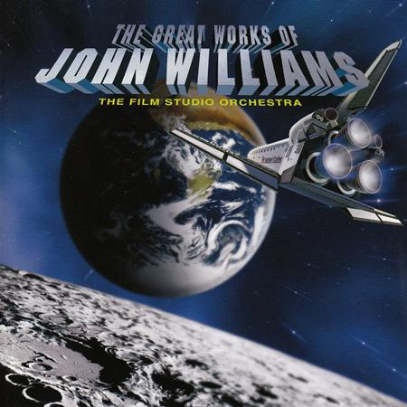 John Williams - The Great Works Of John Williams The Film Studio Orchestra - Zortam Music