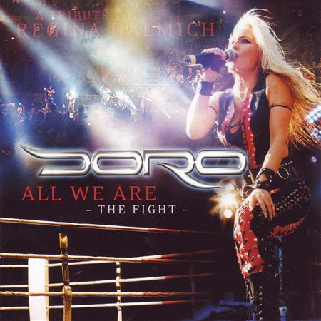 Doro - ALL WE ARE  THE FIGHT  EP - Zortam Music