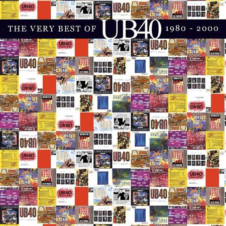 Ub40 - The Very Best Of Ub40, 1980 - 2000 - Zortam Music