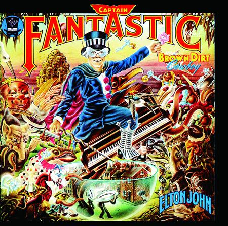 Elton John - Captain Fantastic (Deluxe Edition) - Zortam Music