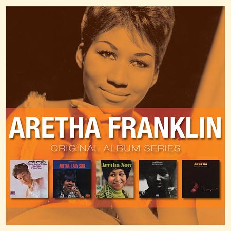 Aretha Franklin - Queen Of Soul [The Atlantic Recordings Box Set]  CD 1 - Zortam Music
