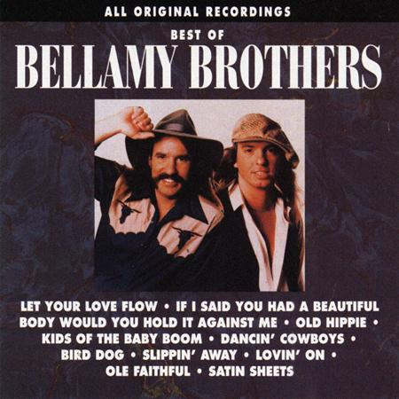 BELLAMY BROTHERS - The Sound of the Bellamy Brothers - Zortam Music