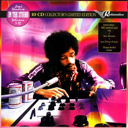 Jimi Hendrix - In The Studio Volume 3 - Zortam Music