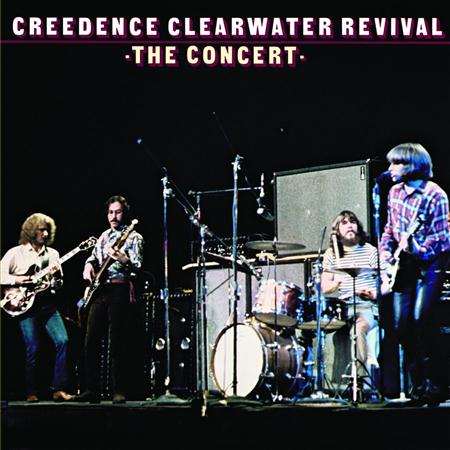 Creedence Clearwater Revival - The Concert (FSA-4501-6) - Zortam Music