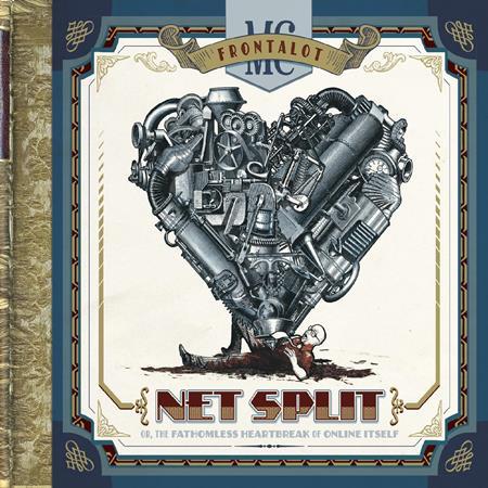 artist - Net Split Or, The Fathomless Heartbreak Of Online Itself - Zortam Music