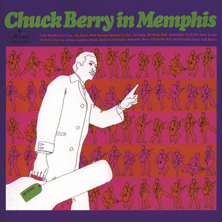 Chuck Berry - Chuck Berry in Memphis (live) - Zortam Music