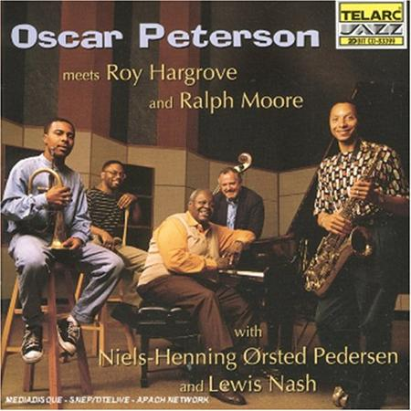 Oscar Peterson - Oscar Peterson Meets Roy Hargrove And Ralph Moore - Zortam Music