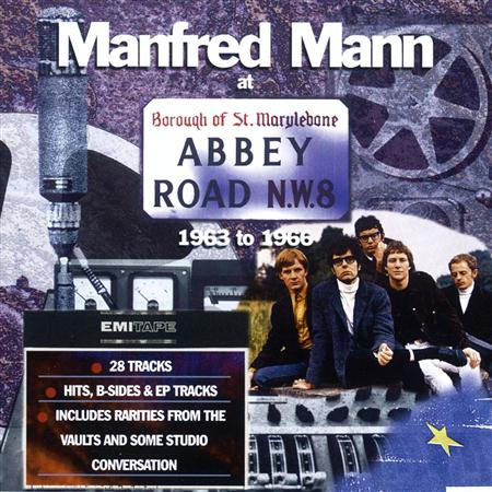 MANFRED MANN - At Abbey Road - Zortam Music