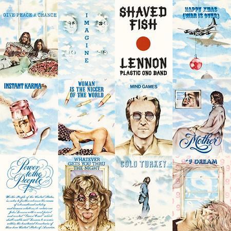 John Lennon - John Lennon - Shaved Fish - Zortam Music