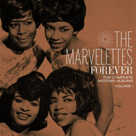 The Marvelettes - Forever: The Complete Motown A - Zortam Music