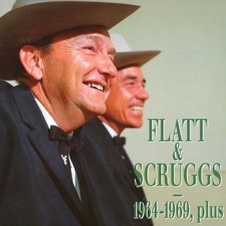 Flatt & Scruggs - Flatt & Scruggs 1964-1969, plus, Vol. 2 - Zortam Music