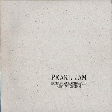 Pearl Jam - Live: 8-29-00 - Boston, Massachusetts Disc 2 - Zortam Music